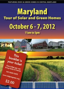 2012 Maryland Solar Tour