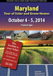 2014 Maryland Tour of Solar and Green Homes
